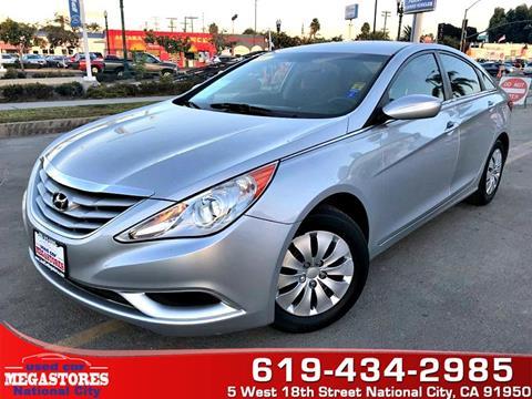 2011 Hyundai Sonata for sale in National City CA