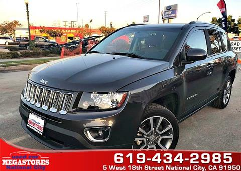 2014 Jeep Compass for sale in National City, CA
