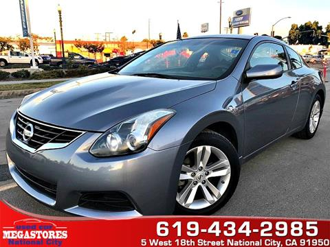 2010 Nissan Altima for sale in National City CA