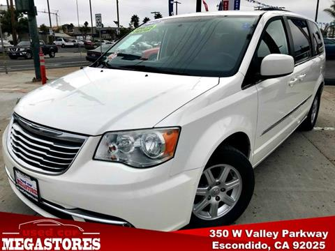 2012 Chrysler Town and Country for sale in National City, CA