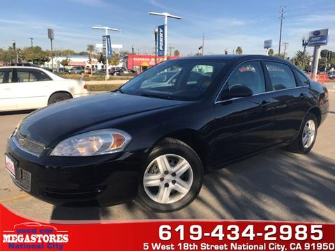 2007 Chevrolet Impala for sale in National City CA