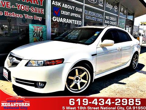 2008 Acura TL for sale in National City CA