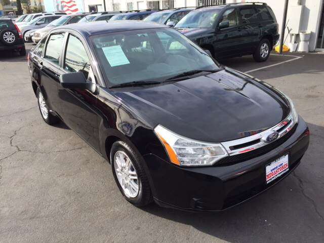 2010 Ford Focus for sale at VR Automobiles in National City CA