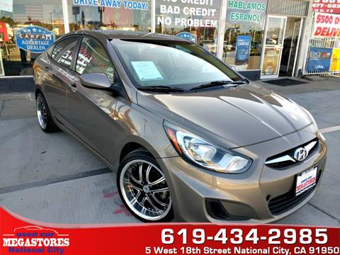 Hyundai For Sale In National City Ca Carsforsale Com
