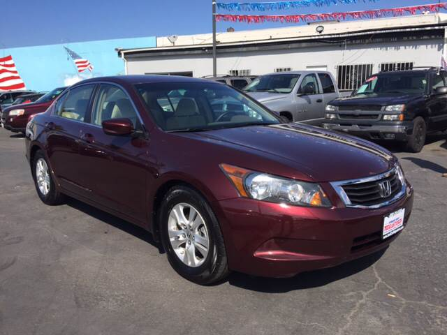 2008 Honda Accord for sale at VR Automobiles in National City CA