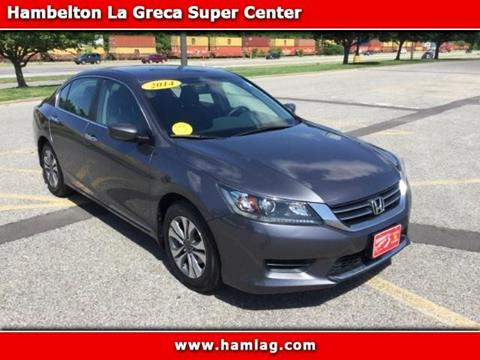 2014 Honda Accord for sale in Derby KS