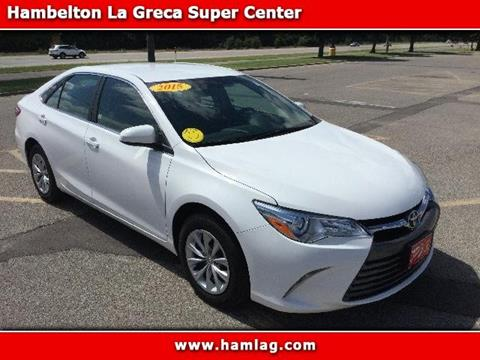 2015 Toyota Camry for sale in Derby, KS