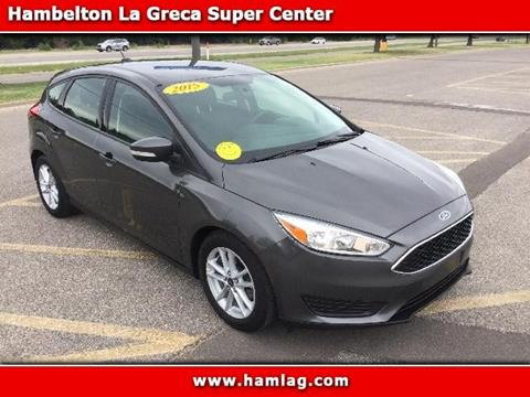 2015 Ford Focus for sale in Derby KS