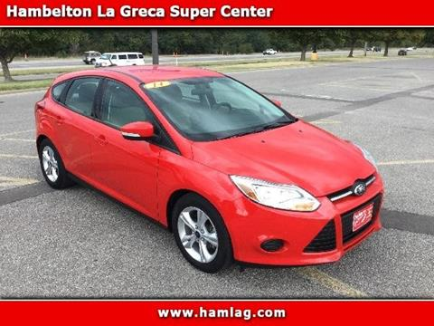 2014 Ford Focus for sale in Derby, KS