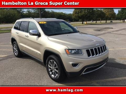 2014 Jeep Grand Cherokee for sale in Derby KS