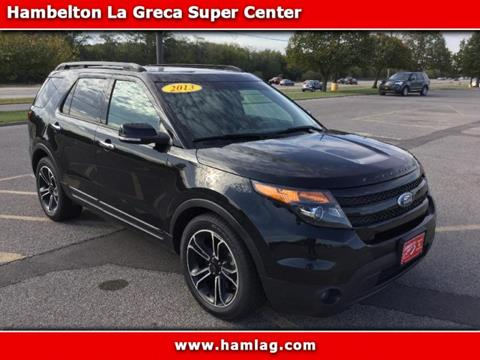 2013 Ford Explorer for sale in Derby KS