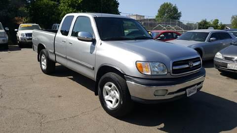 2002 Toyota Tundra for sale in La Mesa, CA