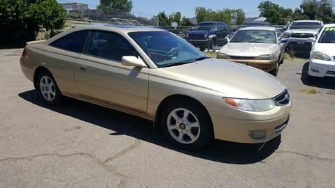 2001 Toyota Camry Solara for sale in La Mesa, CA