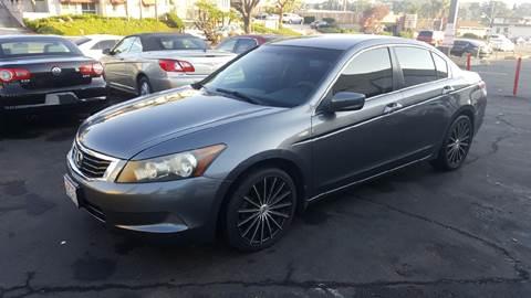 2008 Honda Accord for sale in La Mesa, CA