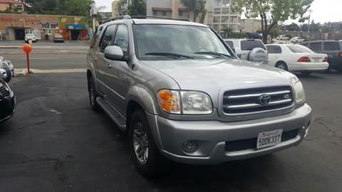 2003 Toyota Sequoia for sale in La Mesa, CA