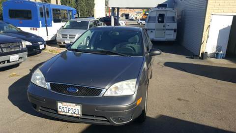 2006 Ford Focus for sale in La Mesa, CA