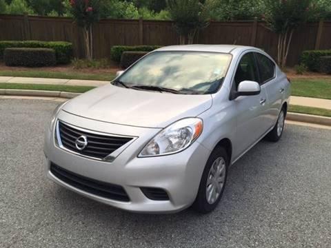 2012 Nissan Versa for sale in Lawrenceville, GA