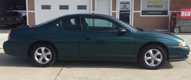 2000 Chevrolet Monte Carlo for sale in Osceola, IA