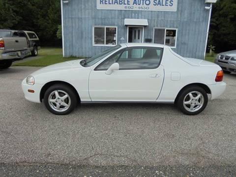1997 Honda Civic del Sol for sale in Vineland, NJ
