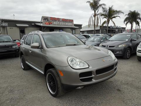 2003 Porsche Cayenne for sale in Orlando, FL