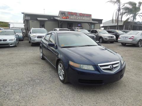 Used Acura Tl >> Used Acura Tl For Sale In Jackson Ms Carsforsale Com