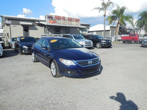 2009 Volkswagen CC for sale in Orlando, FL