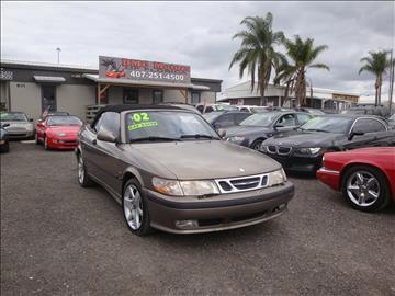 2002 Saab 9-3 for sale in Orlando, FL