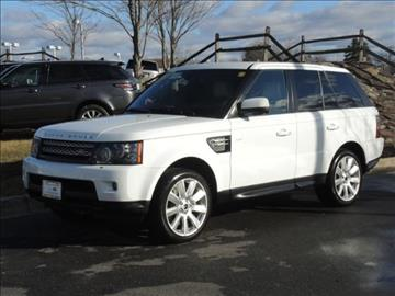 2013 Land Rover Range Rover Sport for sale in Clarksville, MD