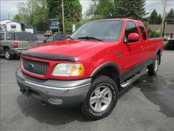2003 Ford F-150 for sale in Worcester, MA