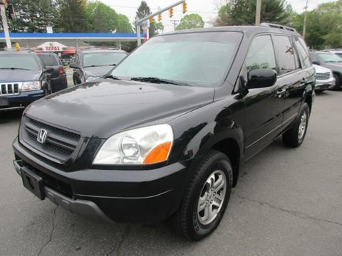 2003 Honda Pilot for sale in Worcester, MA