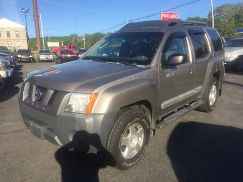 2008 Nissan Xterra for sale in Worcester, MA