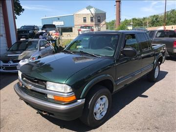 2001 Chevrolet S-10 for sale in Worcester, MA