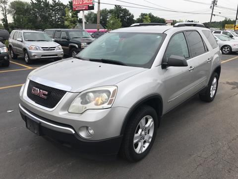 2008 GMC Acadia for sale in Worcester, MA