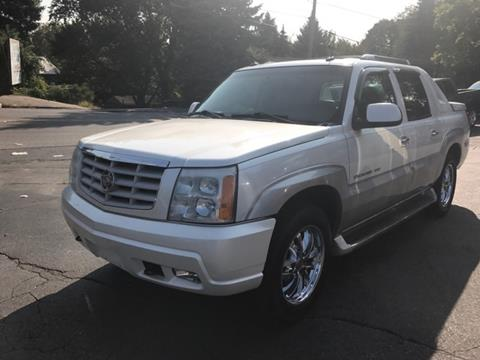 2003 Cadillac Escalade EXT for sale in Worcester, MA