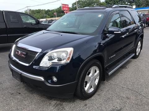 2007 GMC Acadia for sale in Worcester, MA