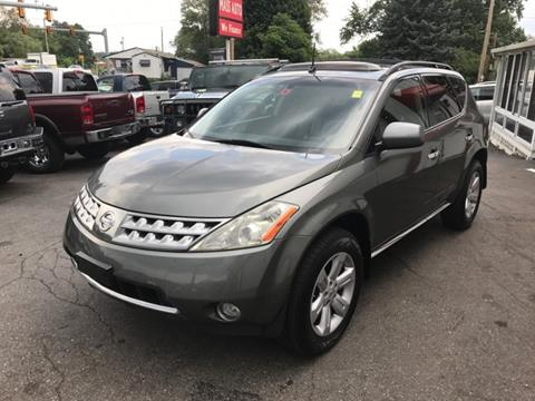 2007 Nissan Murano for sale in Worcester, MA