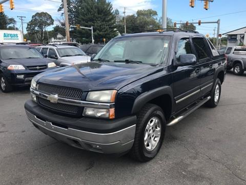 2005 Chevrolet Avalanche for sale in Worcester, MA
