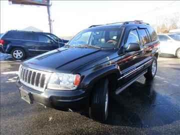 2004 Jeep Grand Cherokee for sale in Worcester, MA