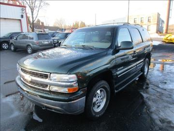 2001 Chevrolet Tahoe for sale in Worcester, MA