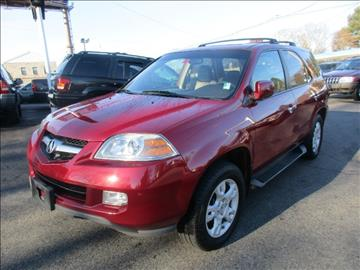 2004 Acura MDX for sale in Worcester, MA