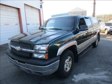 2003 Chevrolet Silverado 1500 for sale in Worcester, MA