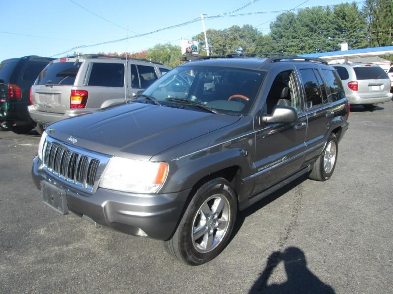 2004 Jeep Grand Cherokee For Sale At Mass Auto Outlet In Worcester MA