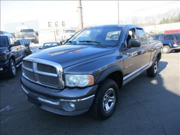 2002 Dodge Ram Pickup 1500 for sale in Worcester, MA
