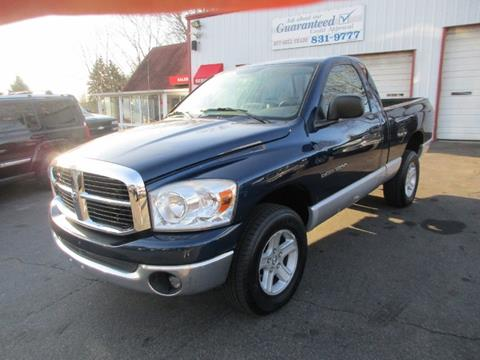 2007 Dodge Ram Pickup 1500 for sale in Worcester, MA