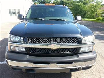 2004 Chevrolet Silverado 1500 for sale in Northford, CT