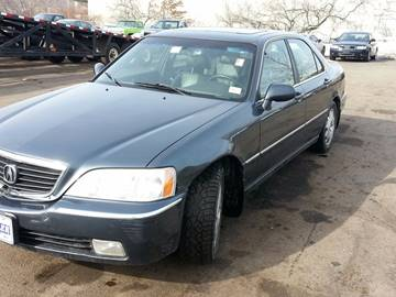 2003 Acura RL for sale in Northford, CT