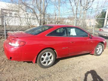 2000 Toyota Camry Solara for sale in Northford, CT