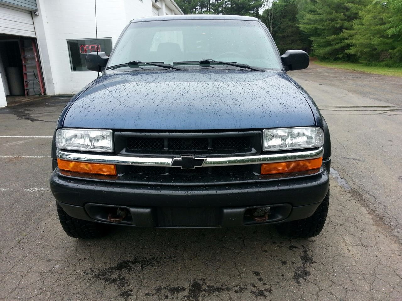 All Chevy 2000 chevrolet s-10 : 2000 Chevrolet S-10 3dr LS Wide Stance 4WD Extended Cab SB In ...