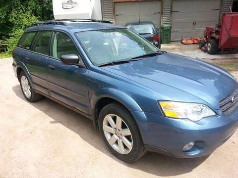 2007 Subaru Outback for sale in Northford, CT