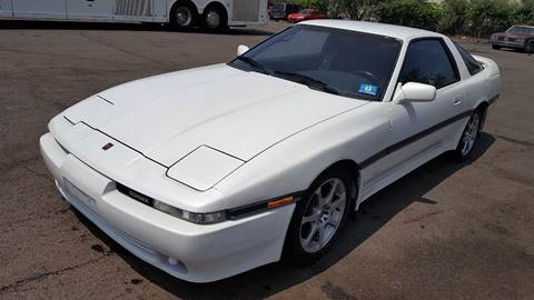 1989 Toyota Supra for sale in Northford, CT